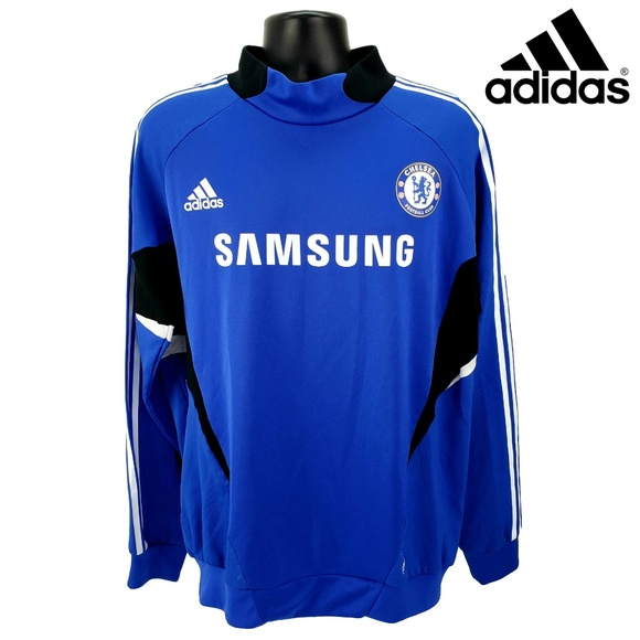 ADIDAS Chelsea Football Club Mens XL Soccer Jersey